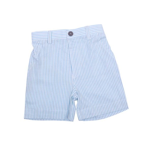 Shorts Light Blue
