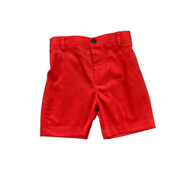 Shorts Flame red